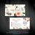 Personalized YLEO Business Cards, Young Living Business Cards, Printable File,