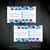 Beauty Counter Business Card, Personalized Beauty Counter Business Card,