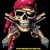 SkuLLs & Muskets Pirate Cross Stitch Pattern***LOOK*** ***INSTANT DOWNLOAD***