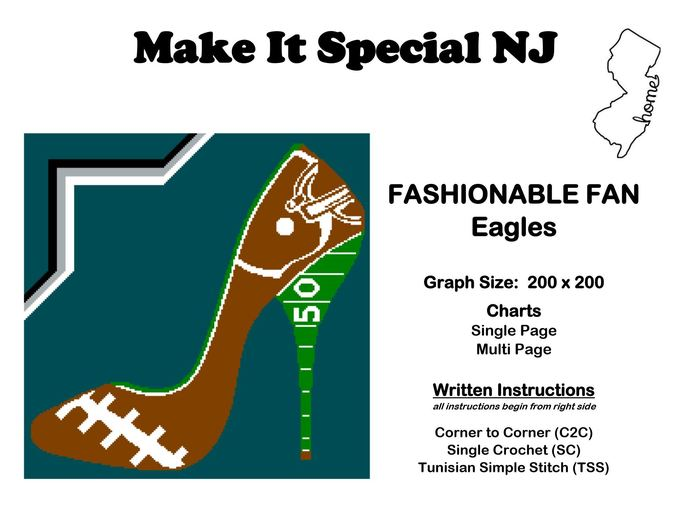 Fashionable Football Fan: Philadelphia Eagles