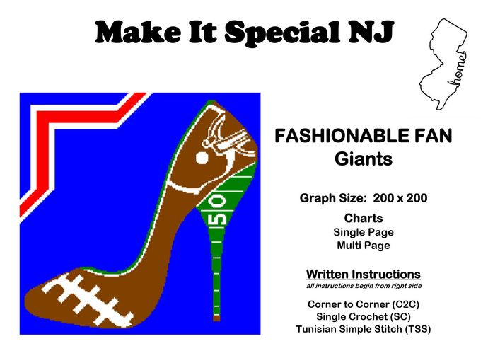 Fashionable Football Fan: NY/NJ Giants
