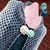 Wonderful Crochet ombre' ocean blues shawl, scarf, wrap, fun, handmade, teal,