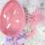 Gorguss Girl Shabby Chic Easter Egg in Pink
