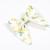 Custom Order for Amy C. - Lemon Bow Set