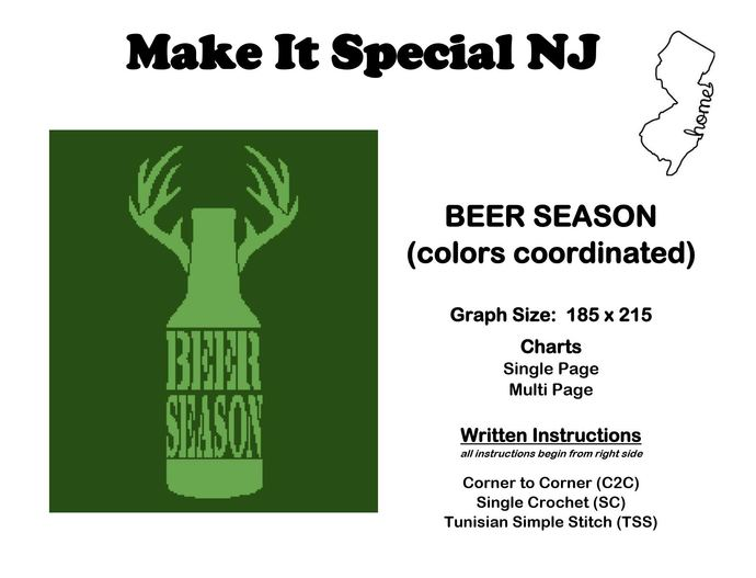 Beer Season (coordinating colors)