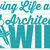 Loving Life as an Architect's Wife Vinyl Decal Sticker Architecture Buildings
