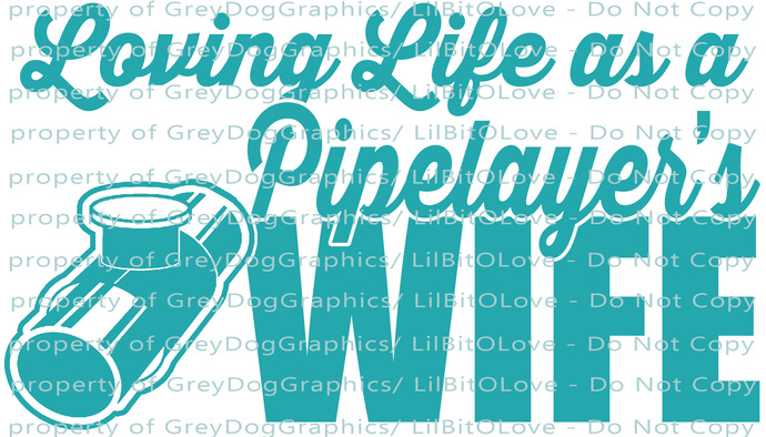 Loving Life as a Pipelayer's Wife Vinyl Decal Sticker Pipeline Oil Gasoline Pipe