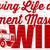 Loving Life as a Cement Mason's Wife Vinyl Decal Sticker Construction Mason