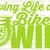 Loving Life as a Biker's Wife Vinyl Decal Sticker Harley Hog Bike Motorcycle