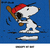 Snoopy Playing Baseball Peanuts Beagle Cartoon Character crochet graphgan