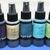 LINDY's STAMP GANG Destash 5 bottles Ink sprays - FLAT FABIOS