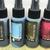 LINDY's STAMP GANG Destash 4 bottles Ink sprays -  STARBURST