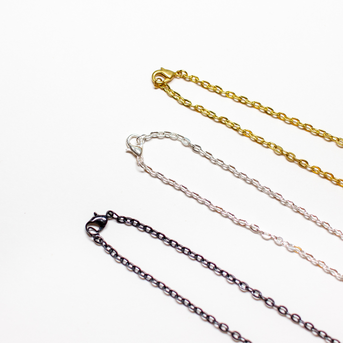 Chain Necklace (3-4mm x 27.5in)