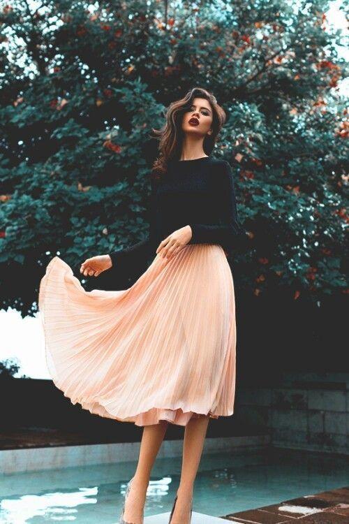 Blush Pink Prom Dresses,A-Line Prom Dress,Simple Prom Dress,Chiffon Prom