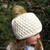 Crochet Pattern 145 Candy Crochet Hat Slouchy Pompom Hat Baby Toddler Boys Girls