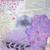 Large Lavender/Pink Faberge Easter Egg