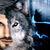 Wolfman Cross Stitch Pattern - Instant Digital Downloadable Pattern
