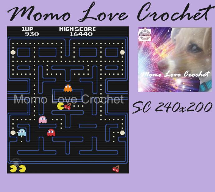 Pac-Man SC 240x200