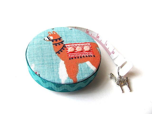 Tape Measure Alpacas Retractable Measuring Tape