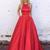 Cheap Prom Dresses A line Halter Beautiful Prom Dress Sexy Evening Dress  P7606
