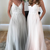 Open Back Prom Dresses Spaghetti Straps A Line Long Prom Dress Sexy Evening