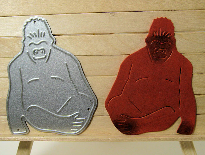 Gorilla Metal Cutting Die