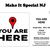 You Are Here - Locator