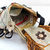Medium Hippie Fringe Bag, Festival Gypsy Crossbody Upcycled Beaded Purse, Vegan