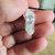 Angel Aura Crystal Point Pendant Choker, Silver Wire Wrap
