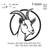 Goat head embroidery design,  Goat embroidery, embroidery pattern N 818  ... 3