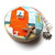 Tape Measure Beach Huts Cabanas Retractable Measuring Tape