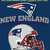 New England Patriots Helmet Cross Stitch Pattern***LOOK*** ***INSTANT