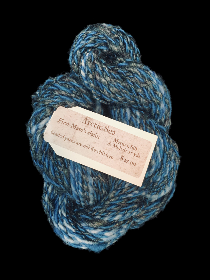 Arctic Sea - First Mate's skein