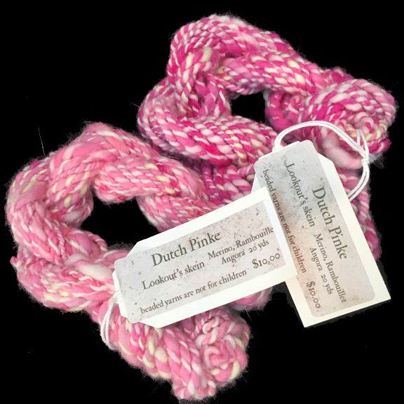 Dutch Pinke - Lookout's Skeins