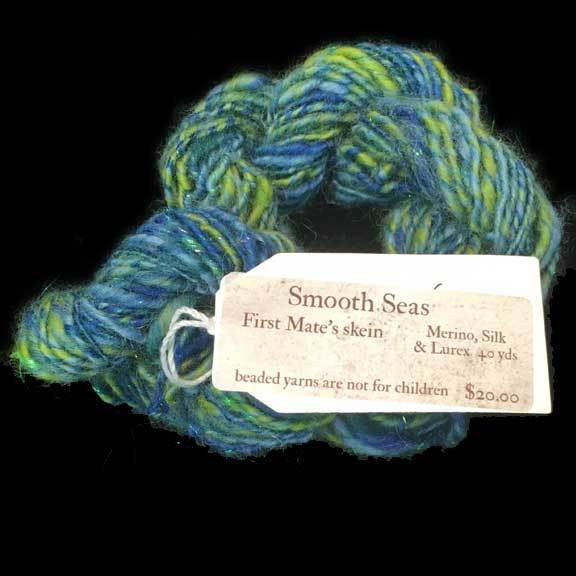 Smooth Seas - First Mate's Skein
