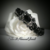 Jewelry Black and Silver Rhinestone Handmade Bracelet