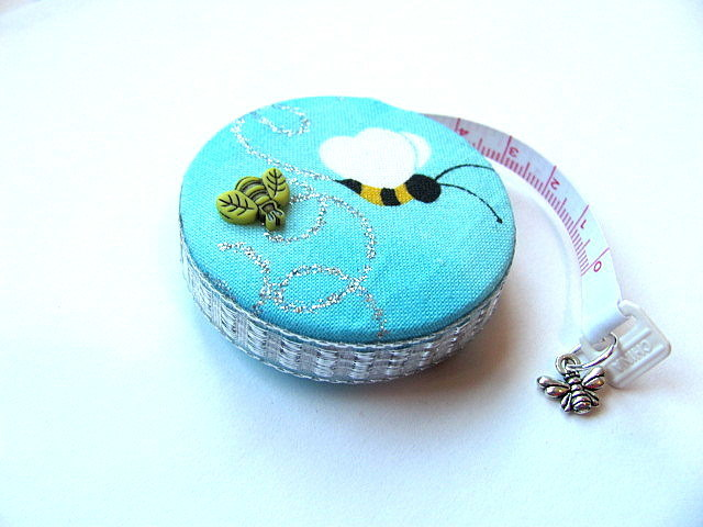 Tape Measure Bees Retractable Pocket Measuring Tape