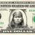 HERCULES Arnold Schwarzenegger on a REAL Dollar Bill Cash Money Collectible