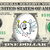 TOOTH FAIRY on a REAL Dollar Bill Cash Money Memorabilia Collectible Novelty