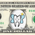 TOOTH FAIRY on a REAL Dollar Bill Cash Collectible Memorabilia Money Novelty