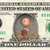 PIG PEN Peanuts Charlie Brown on a REAL Dollar Bill Cash Money Memorabilia