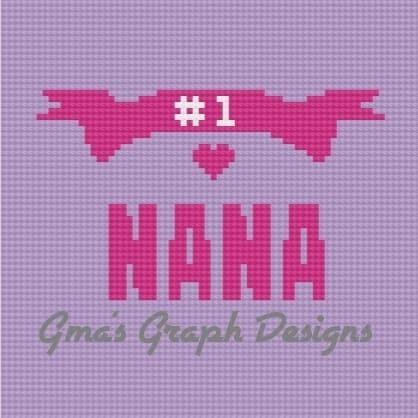#1 Nana Pillow