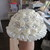 Amazing Handmade Wedding Bouquet - WITHOUT BLING - REDUCED TO CLEAR