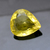 Lemon Citrine ( Quartz )Faceted Pear 27x24  Flawless  Loose Semi Precious