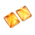 Natural Citrine Faceted Emerald Cut Octagon 12 x 10 MM Flawless  Loose Semi