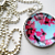 Dogwood Blossoms - A Little Bubble Pendant