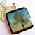 Tree Through the Viewfinder Pendant