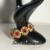Jewelry Blooming Flower Pearl beaded Handmade Bracelet Spring Bracelet