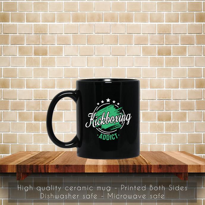 Best Funny Kickboxer Kickboxing Club Coffee Mug, Tea Mug, Kickboxing Mug, Coffee