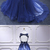 Tulle Open Back Long A Line Pageant Prom Dress, Lace Evening Dress BD2486
